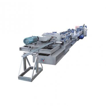 Automatic Change C Purlin Machine
