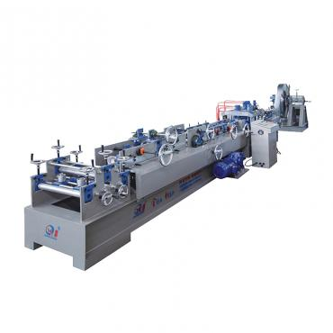 Automatic Purlin Forming Machine