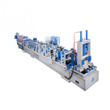 Automatic CZ Purlin Forming Machine