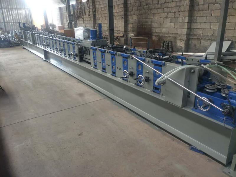 Strut Channel Roll Forming Machine To India